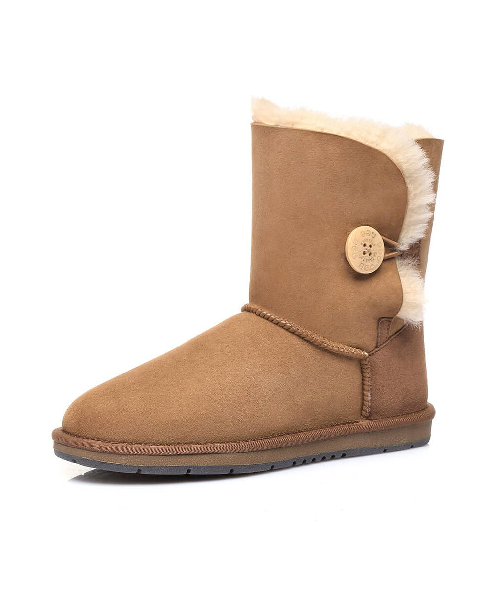 Brown Women Classic UGG Boots