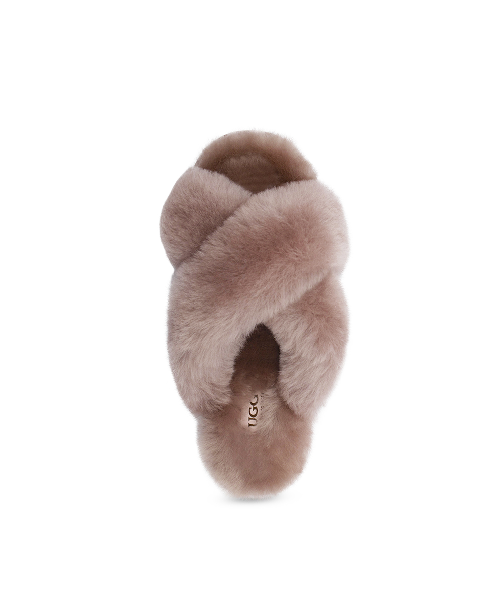 UGG Pink Slippers